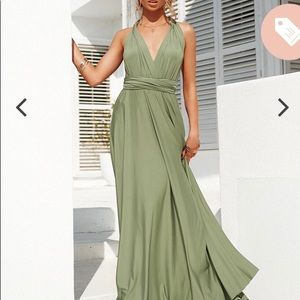 The Perfect Date 2.0 Multiway Maxi Dress